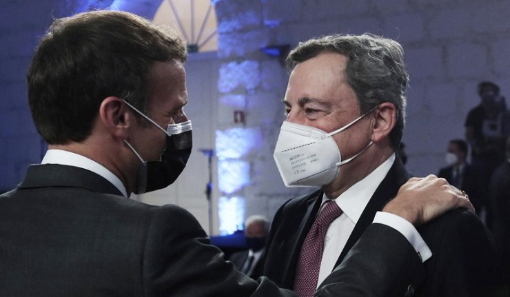 (Reseauinternational)Extension du pass : Deux banquiers pour liquider Paris et Rome