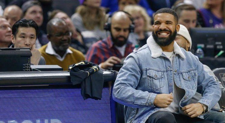 (mouv.fr)Basket : le 1 contre 1 très gênant de Drake et Tory Lanez