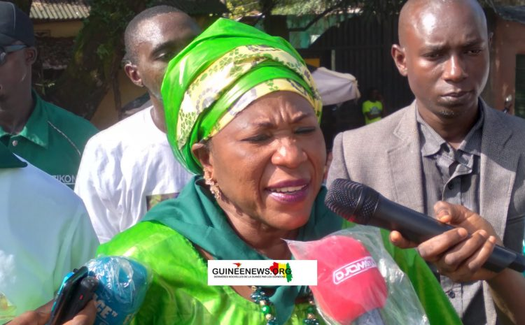 (Guineenews.org)Putsch du CNRD : Makalé Camara du FAN brocarde le régime déchu d'Alpha Condé