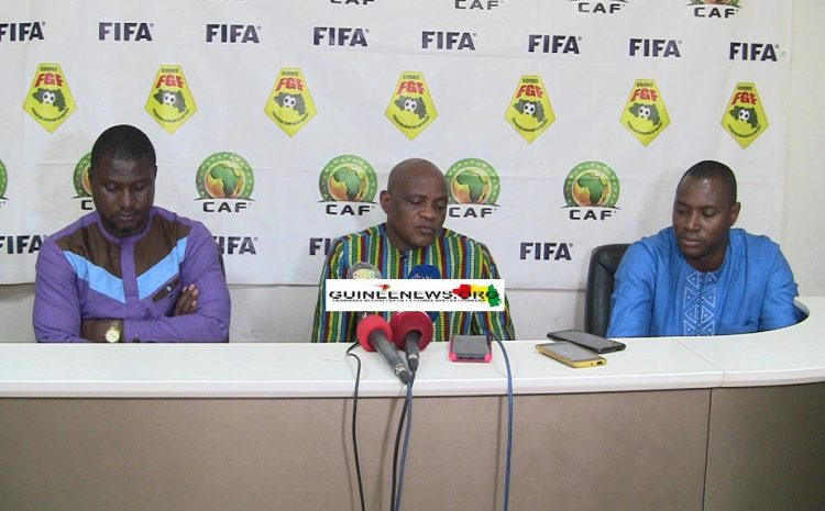 (Guineenews.org)Eliminatoires mondial  2022 : la Féguifoot propose  le Sénégal pour abriter les matches du syli