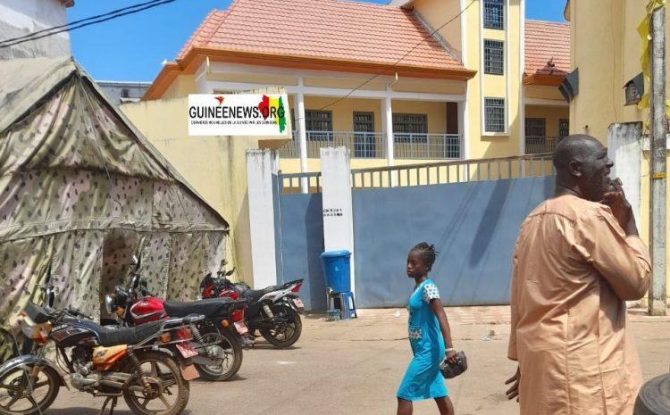 (Guineenews.org)Domicile d'Alpha Condé à Mafanco:  où sont passés les courtisans et autres agents qui écumaient les lieux ?