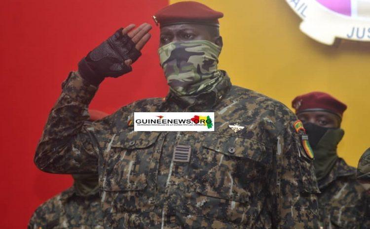 (Guineenews.org)Les frontières guinéo-sénégalaises rouvertes à partir de ce mercredi (communiqué de la junte)