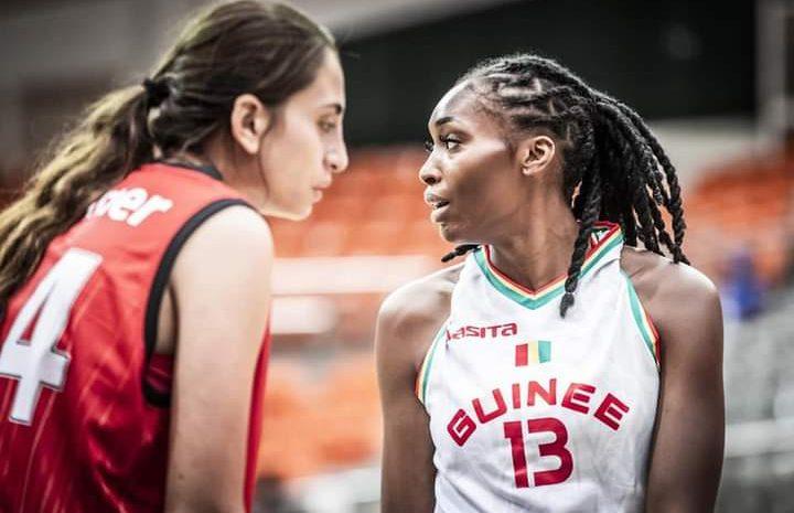 (Guineenews.org)Afrobasket féminin : la Guinée concède une deuxième défaite en deux matches