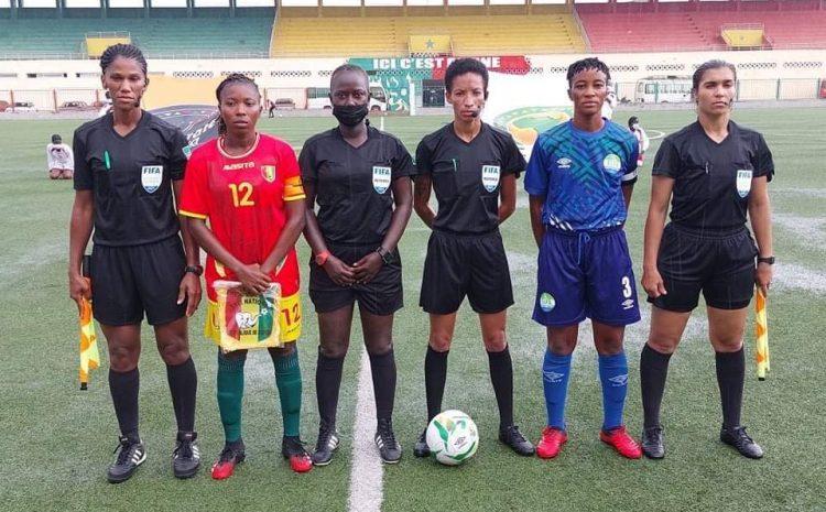 (Guineenews.org)Eliminatoires Dames U20 :  le Syli féminin chute 0-1 devant la Sierra Léone
