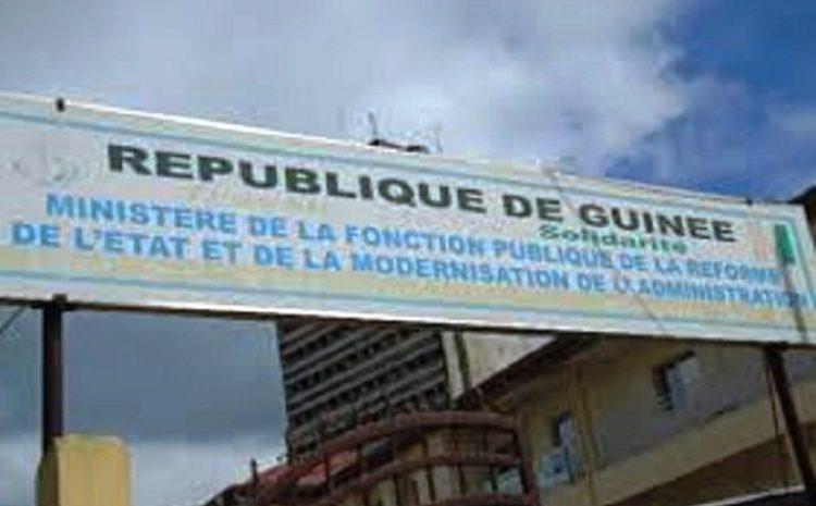 (Guineenews.org)Affaire faux matricules : le procès contre les hauts cadres de l'administration publique redémarre