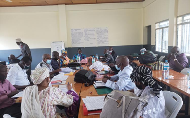 (Guineenews.org)GIZ Education de base : Renforcement de capacités des enseignants et encadreurs de sa zone d'intervention dans les disciplines fondamentales de l'élémentaires