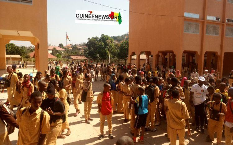 (Guineenews.org)Région de Mamou : diagnostic du système éducatif