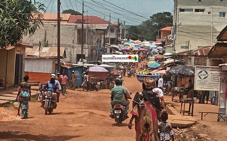 (Guineenews.org)Publication de la charte de la transition : Réactions croisées des citoyens à Kindia