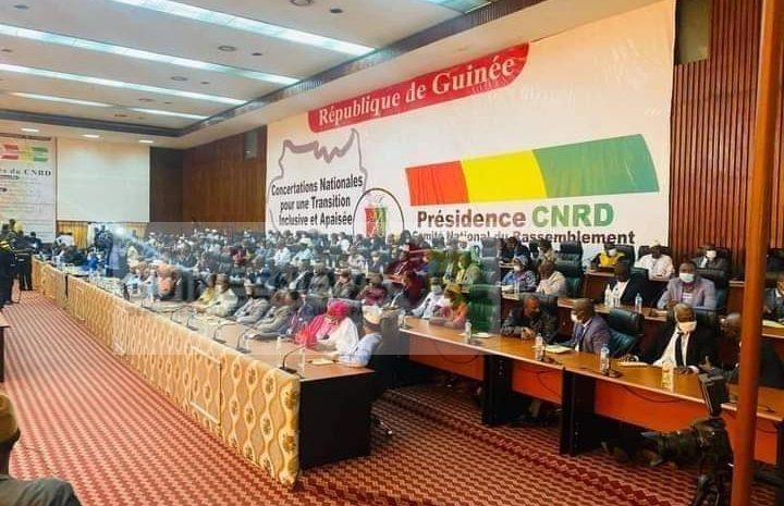 (Guineenews.org)Rencontres avec le CNRD : réactions croisées de Papa Koly, Ousmane Kaba et Siaka Barry