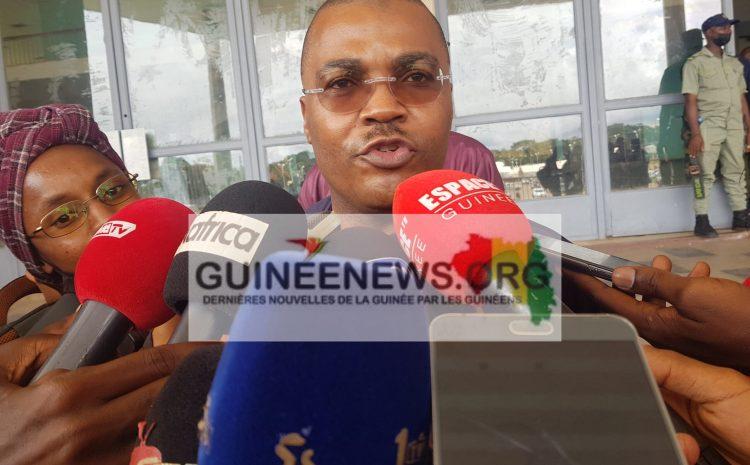 (Guineenews.org)Rencontre CNRD-secteur bancaire : ce que l'association des banques a promis au chef de la junte