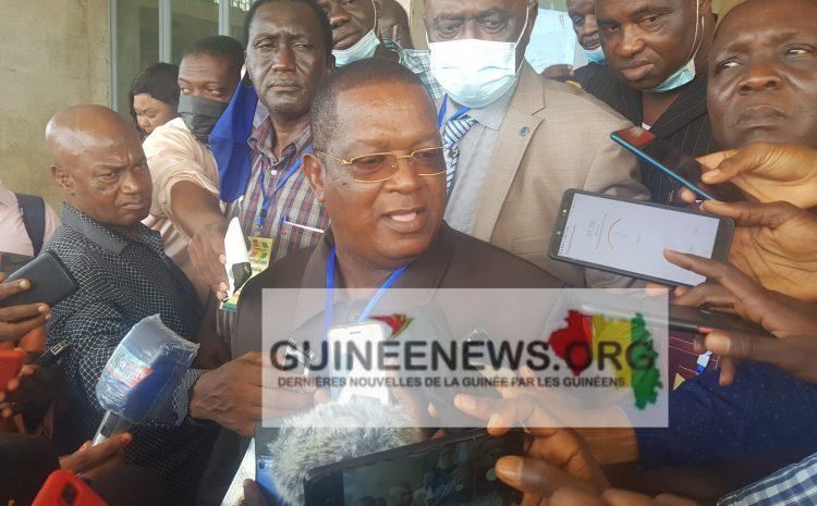 (Guineenews.org)Amadou Diallo, SG/CNTG : «le président du CNRD nous invite à l'unité syndicale»