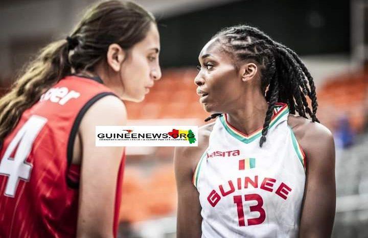 (Guineenews.org)Afrobasket féminin : mal préparé, le Syli sort de la compétition sans victoire
