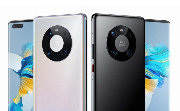 (phonandroid.com)Huawei Mate 50 Pro : une présentation officielle en octobre 2021 se précise