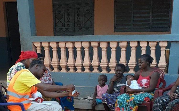(Guineenews.org)À Wereda, Moussa Camara et Tènin Camara sont sauvés par le RECO et son ASC