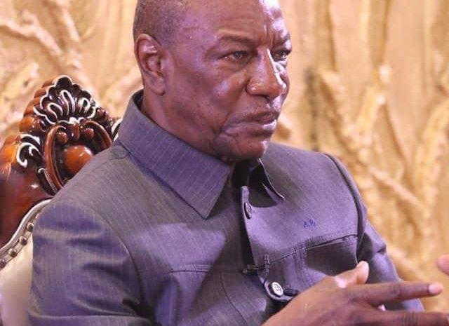 Contentieux franco-guinéen  Alpha Condé meuble la Commission administrative nationale d'épurement des biens immobiliers(guineenews.org)