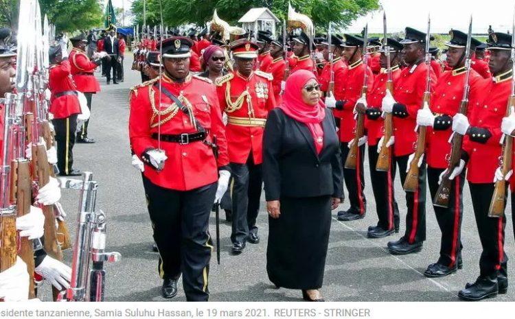 (rfi.fr)Tanzanie Samia Suluhu Hassan première femme présidente du pays(rfi.fr)