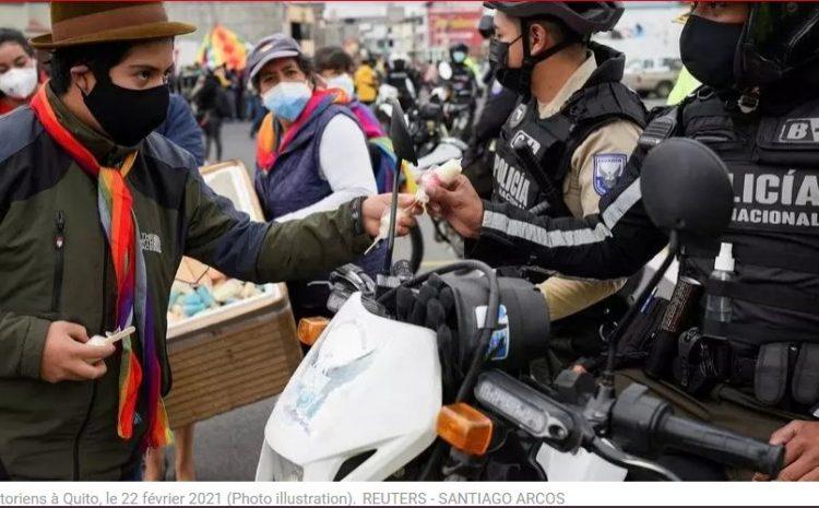 (rfi.fr)Équateur une femme nommée pour la première fois à la tête de la police(rfi.fr)