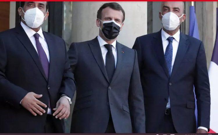 (rfi.fr)Libye Macron reconnaît la «dette» de la France après l'intervention occidentale de 2011
