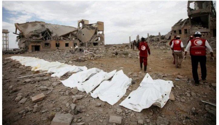 (Reseauinternational)Six ans de frappes saoudiennes au Yémen  un échec à tous les niveaux