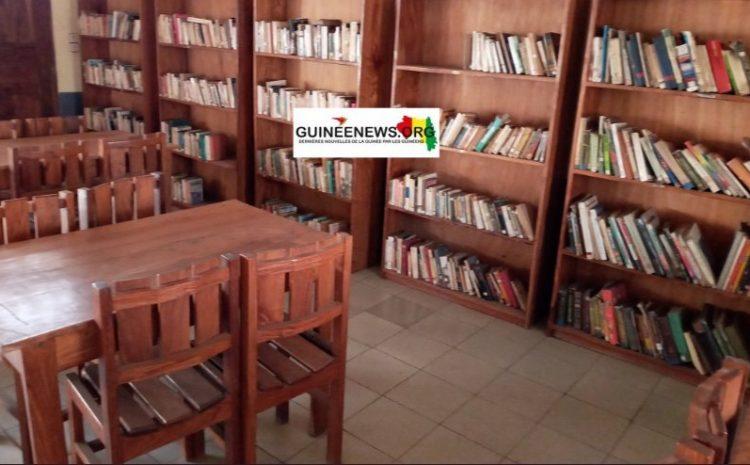(Guineenews.org)Culture la bibliothèque municipale de Kindia boudée par les lecteurs