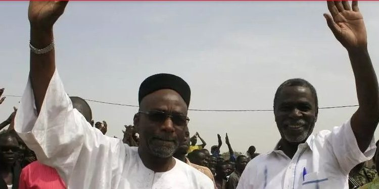 (rfi.fr)Tchad trois candidats à la présidentielle mènent une campagne pour le boycott
