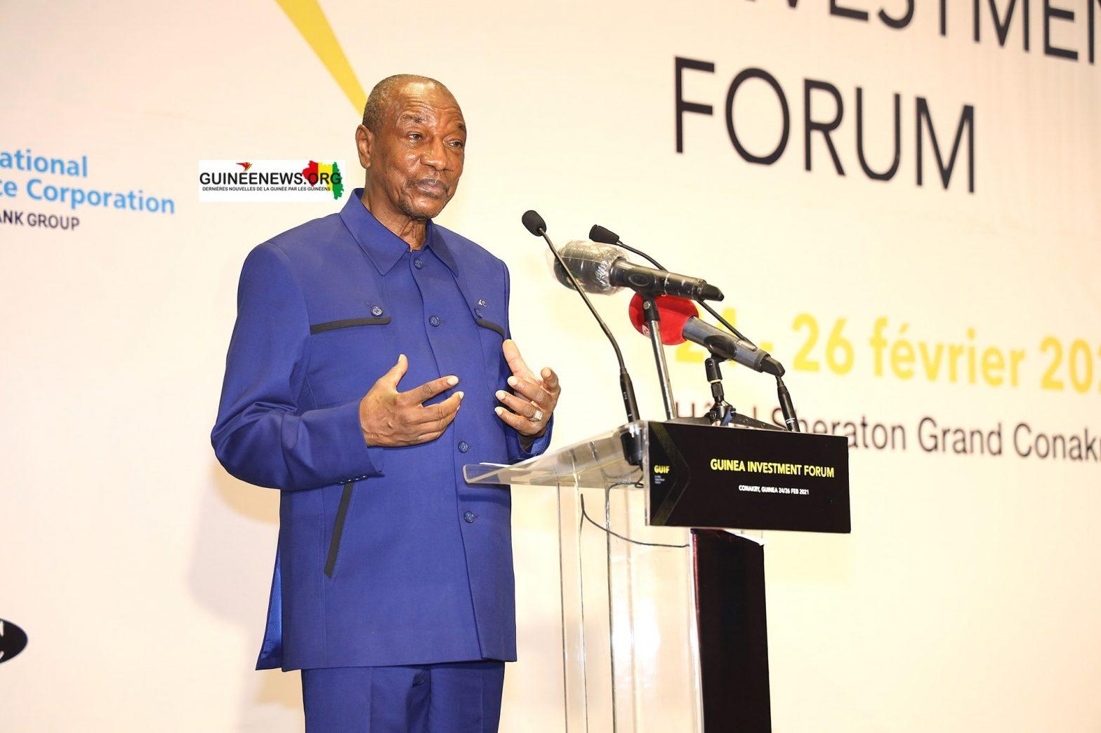 Alpha Condé  « les Guinéens n'ont pas honte, ils ont peur… »(guineenews.org)