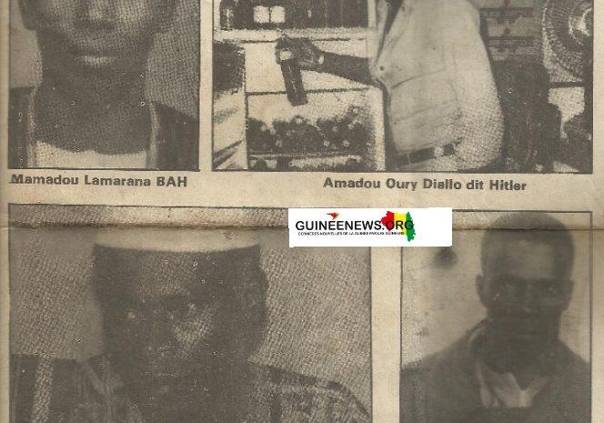 (Guineenews.org)Mamou retour sur les exécutions de mars 1984, les dernières cartouches d'un régime(guineenews.org)