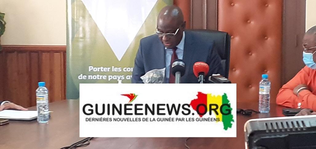 L'an 61 de la monnaie guinéenne  La déclaration du gouverneur de la BCRG(guineenews.org)