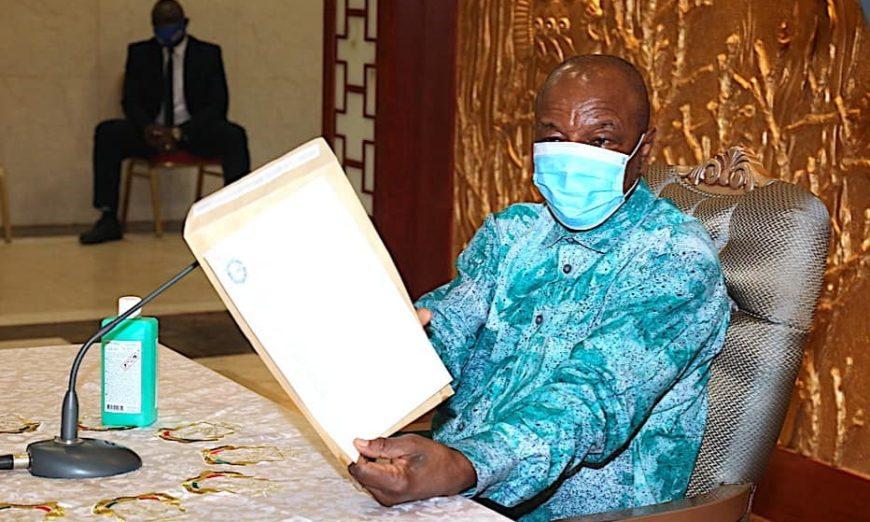 Guinée  grâce présidentielle pour plusieurs mineurs de l'opposition (décret)(guineenews.org)