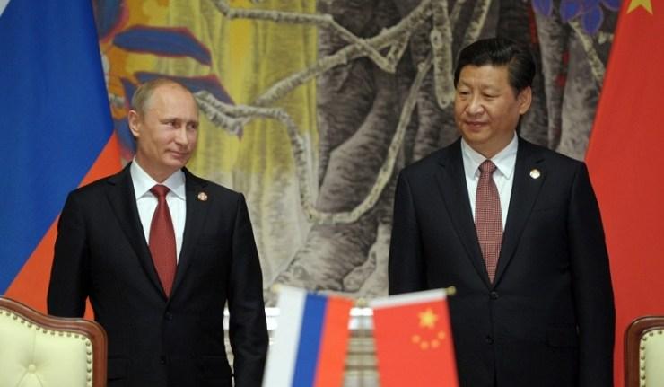 (Reseauinternational)La Chine et la Russie lancent une « économie de résistance mondiale »