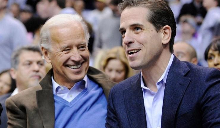 (Reseauinternational)La chute du faucon noir  le fils de Biden dans de sales draps… et son père avec