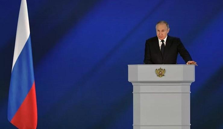 (Reseauinternational) « Ligne rouge » avec la Russie  un avertissement de Poutine contre « des ingérences » à l'exemple de Maïdan