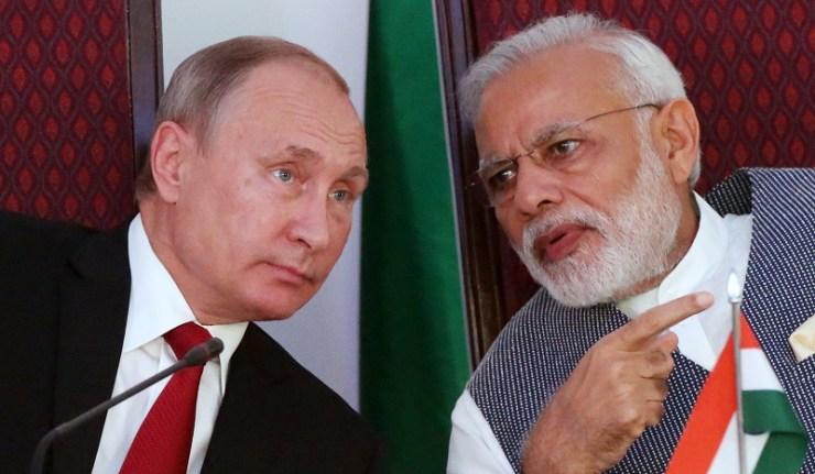 (Reseauinternational)La vente à l'Inde par la Russie de missiles S-400 peut-elle provoquer l'émiettement de l'alliance Quad