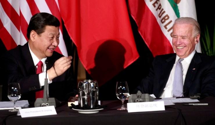 (Reseauinternational)Chine-Amérique – En pleine tension, Xi Jinping va participer au sommet climat de Joe Biden