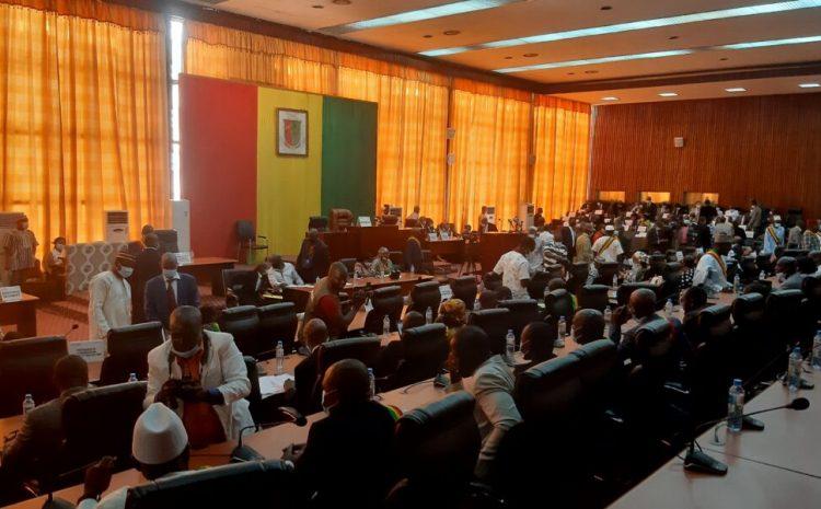 (Guineenews.org)Kassory Fofana « La sécurité des Guinéens n'est pas négociable »