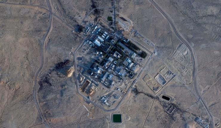 (Reseauinternational)Une attaque israélienne vise Damas après la chute d'un missile près de la centrale nucléaire de Dimona