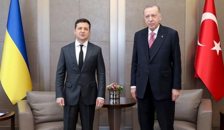(Reseauinternational)Ukraine – Le jeu trouble de la Turquie face à la Russie
