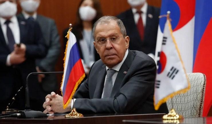 (Reseauinternational)Sergueï Lavrov dénonce la Perfide Albion dans la querelle des diplomates de l'Union Européenne