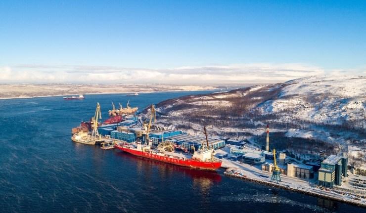 (Reseauinternational)Un dock turc pour l'Arctique russe