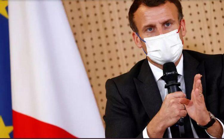 (rfi.fr)Covid-19 en France Macron s'accroche à sa promesse de réouverture en mai