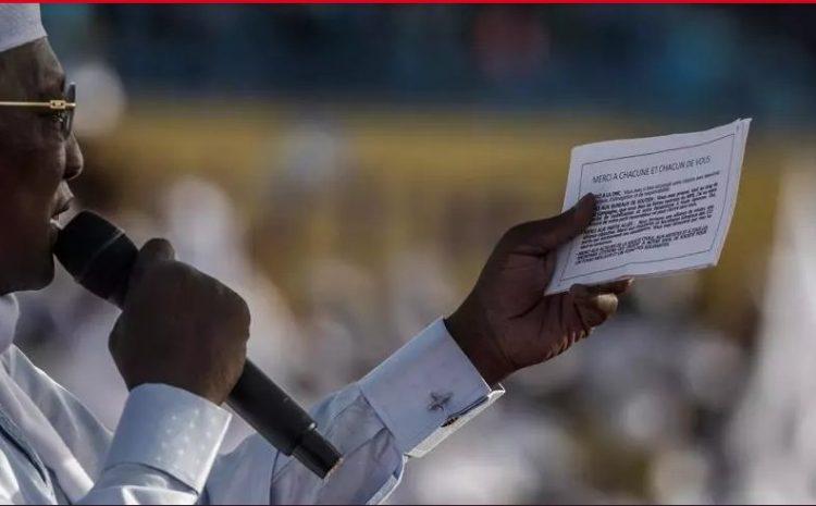 (rfi.fr)À La Une  une victoire annoncée et un vent de panique au Tchad