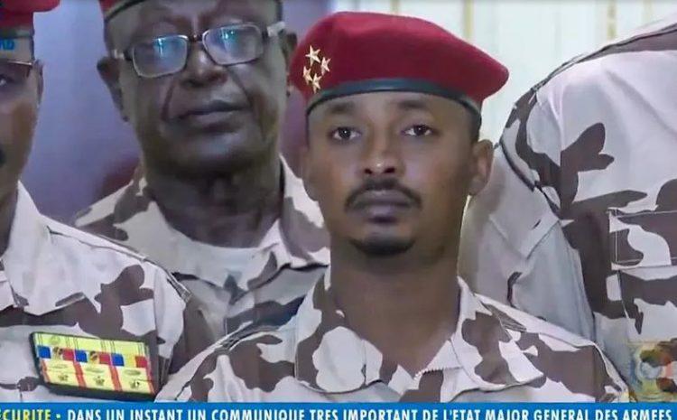 (rfi.fr)Tchad à peine constitué, le Conseil militaire de transition fait déjà polémique