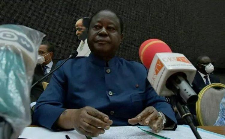 (rfi.fr)Côte d'Ivoire des tensions apparaissent au sein du PDCI d'Henri Konan Bédié