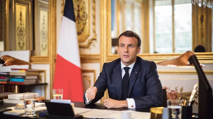 (Observateurcontinental)Macron: «Ma France» en 2025