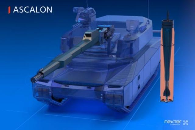 (Observateurcontinantal)La France présente son nouveau canon pour chars du futur