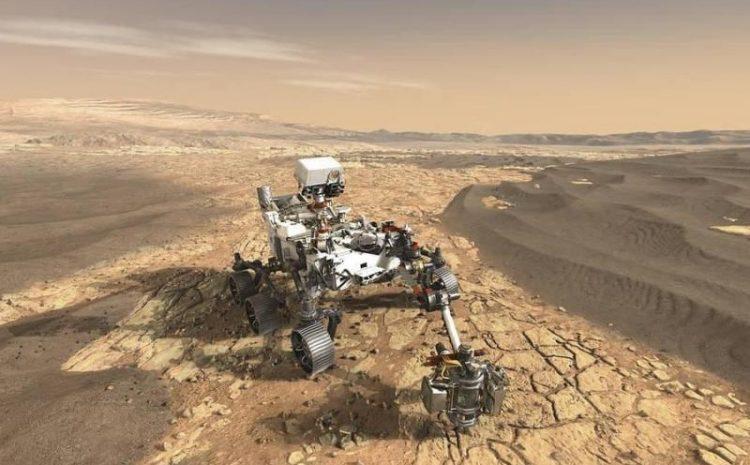 (Observateurcontinantal)La Nasa produit de l'oxygène sur Mars