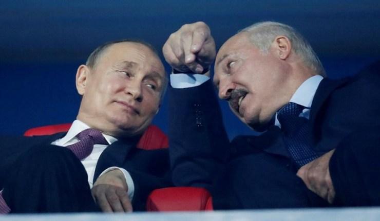 (Reseauinternational)La Russie déjoue un coup d'État et l'assassinat du président biélorusse Loukachenko