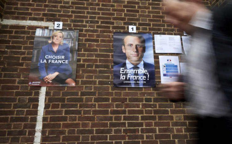 (Le monde.fr)Présidentielle 2022  le duel Macron-Le Pen éclipse les opposants.