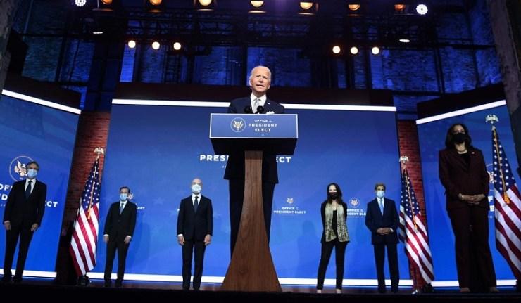 (Reseauinternational)« Les États-Unis sont de retour » se heurte à une réalité multipolaire