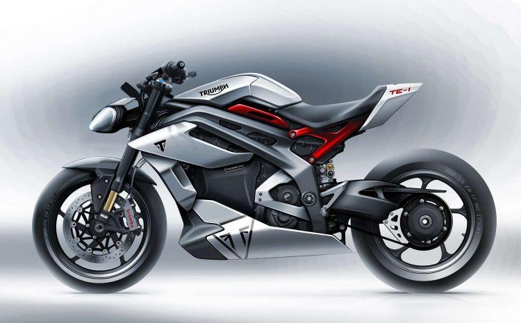 (Futura.sciences.com)Moto électrique  Premier aperçu de la future Triumph TE-1.